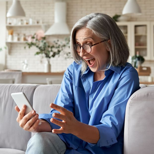 bigstock Amazed Happy Mature Older  s  389210137