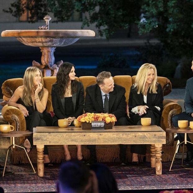 Hemos visto el capítulo de 'Friends: The Reunion'. Te lo...