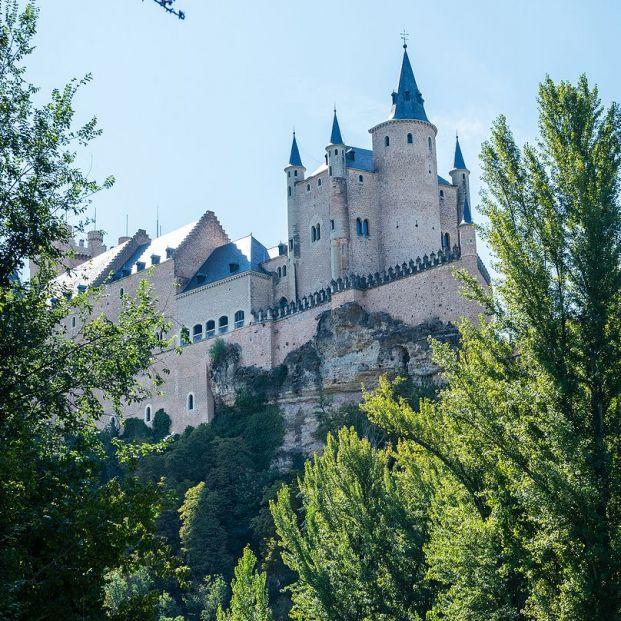 Descubrimos las curiosidades del Alcázar de Segovia. Foto: bigstock