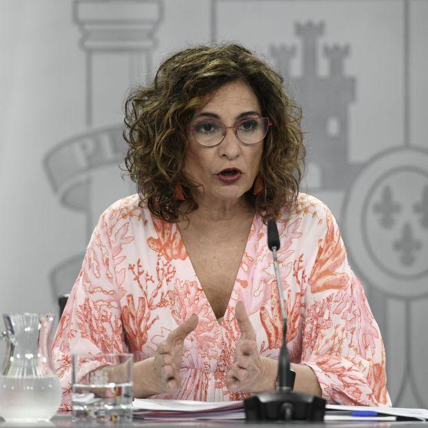 EuropaPress 3749961 ministra portavoz maria jesus montero comparece rueda prensa posterior (1)