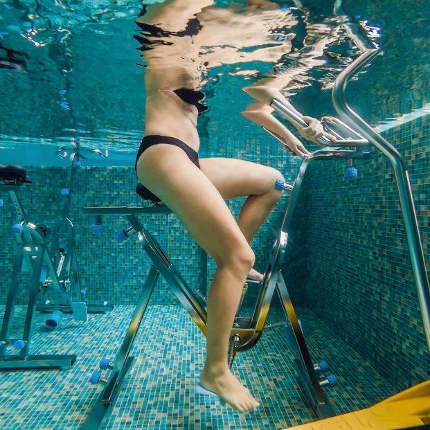 Los ejercicios para lucir de rodillas este verano