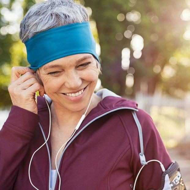 Correr ayuda a combatir los síntomas de la menopausia
