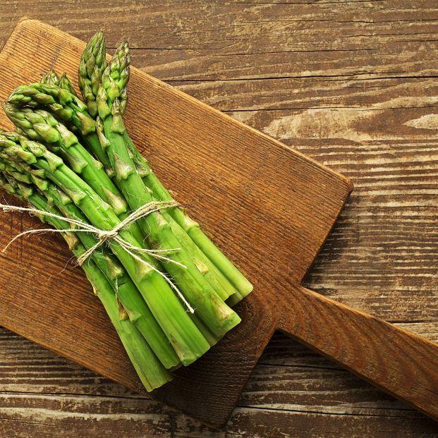 Espárragos verdes: inclúyelos en tu dieta con estas recetas. Foto: bigstock