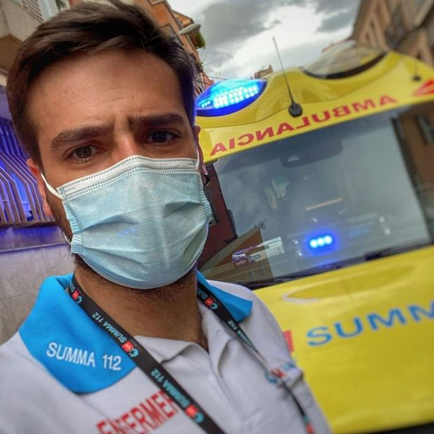 enfermero viral