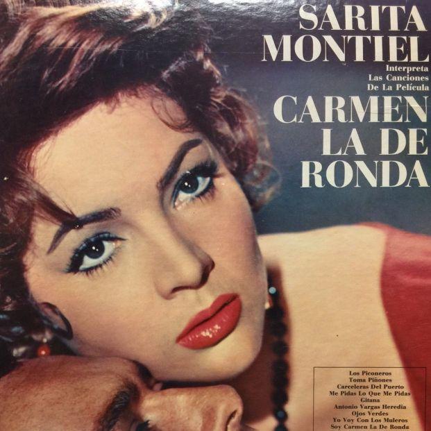 ¿Qué películas han inmortalizado el 2 de mayo? Banda Sonora de la película Carmen la de Ronda (Columbia)