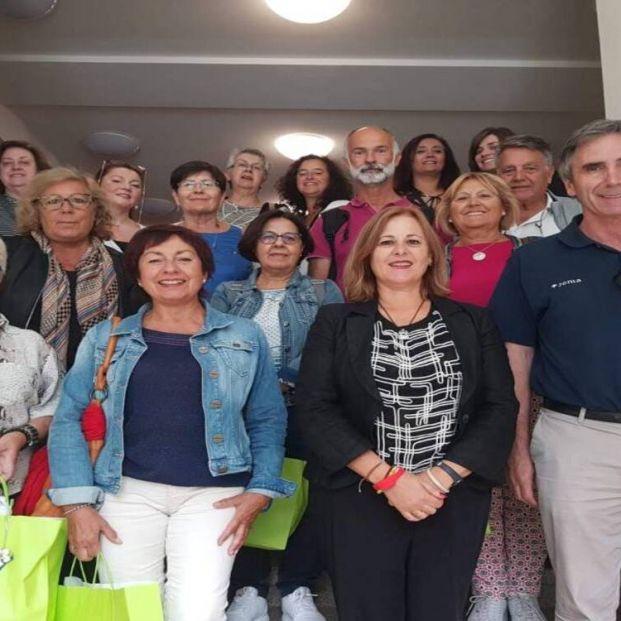 La Universidade Sénior de A Coruña podrá en julio el broche final al proyecto europeo IDEMASAP 50+