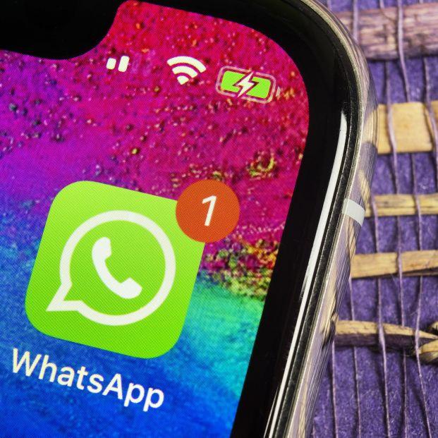 Desliza para contestar: la nueva función de WhatsApp para Android Foto: bigstock. Mensaje de WhatsApp