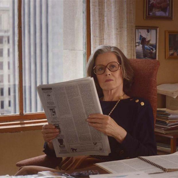 Sigourney Weaver, agente literaria de Salinger en 'Sueños de una escritora en Nueva York'