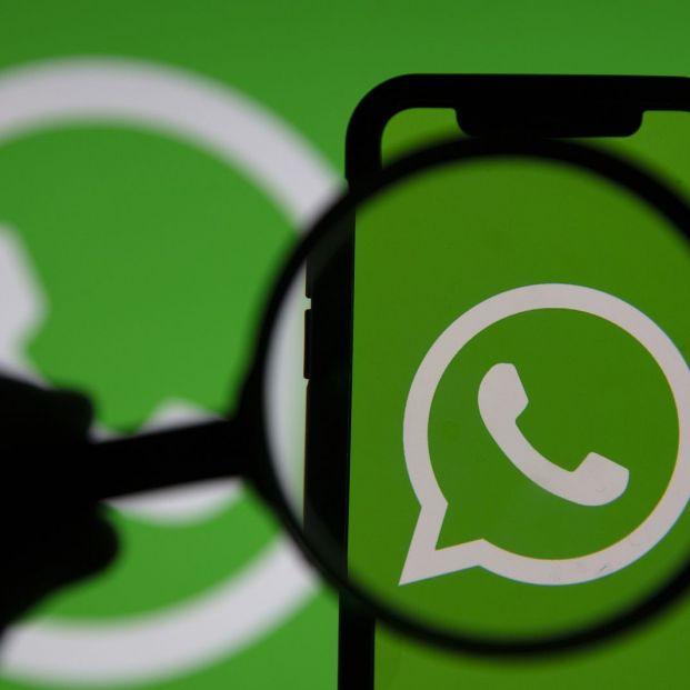 Busca un mensaje o foto concreta en WhatsApp Foto: bigstock. Lupa en WhatsApp