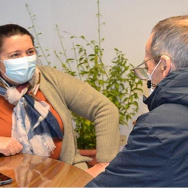 'Emaús', un proyecto de Cáritas y del Ayuntamiento de Málaga para las personas mayores sin hogar