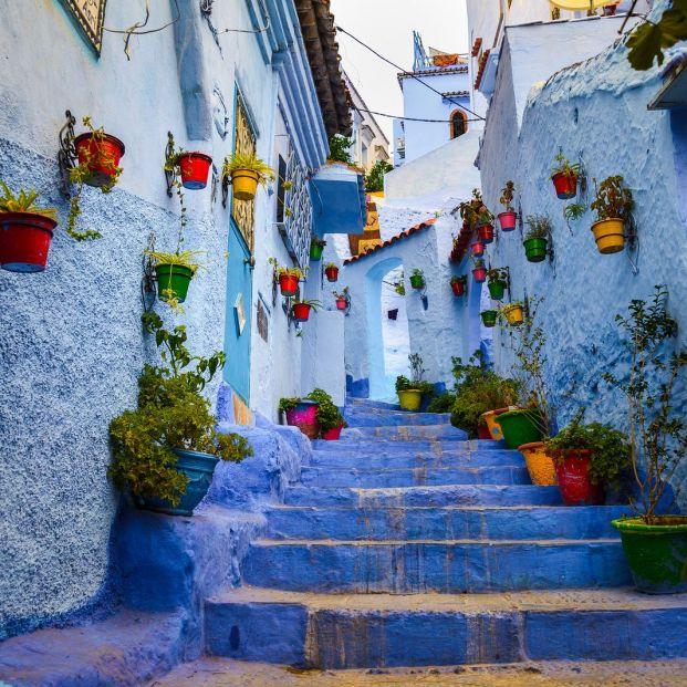 Chauen, uno de los destinos más visitados de Marruecos (BigStock)