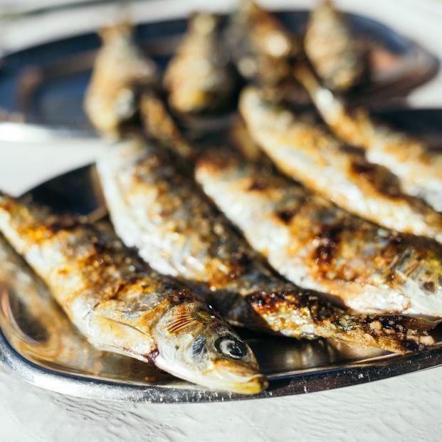 Evita que tu casa huela a chiringuito si cocinas sardinas en casa Foto: bigstock