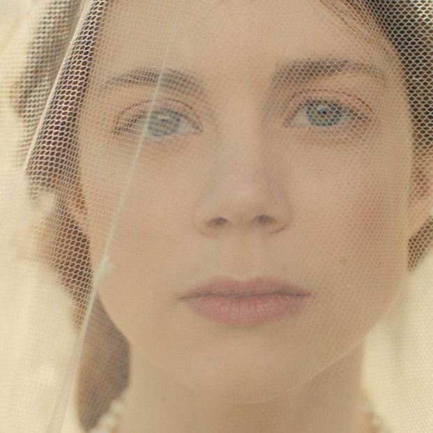Charlotte Hope como Catalina de Aragón en 'The Spanish Princess' (Starz Entertainment)