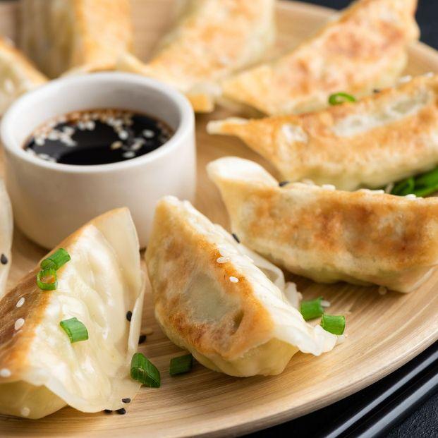 Receta para preparar las auténticas Gyozas o empanadillas japonesas