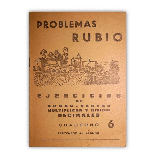cuadernillos rubio pieza del mes museo andaluz de la educacion mae HOME