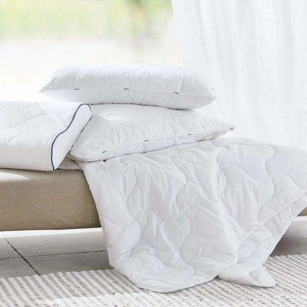 Cómo lavar las almohadas y ¡quitar las manchas amarillas! Foto: bigstock