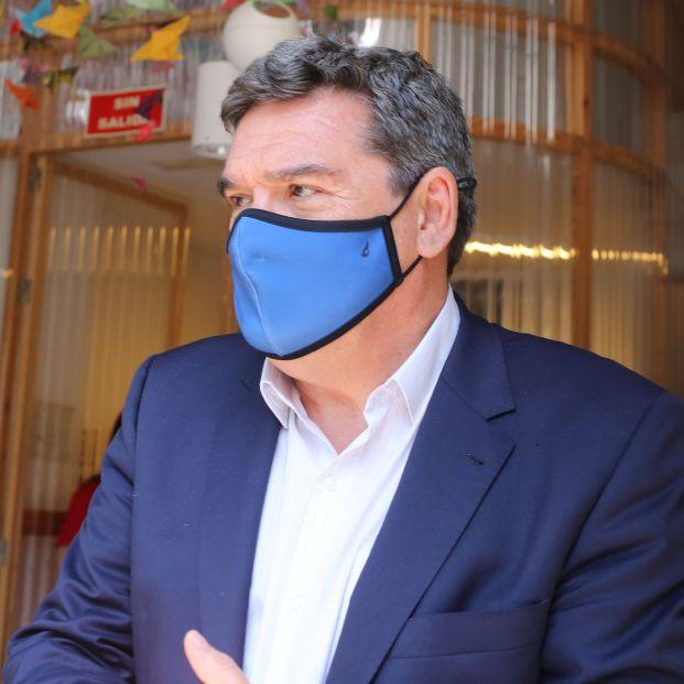 EuropaPress 3754561 ministro inclusion seguridad social migraciones jose luis escriva visita