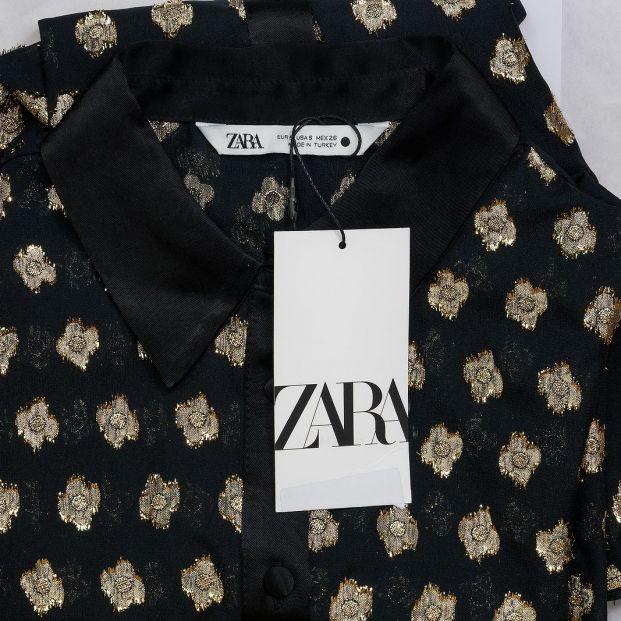 ¿Qué significan las figuras geométricas de las etiquetas de Zara? Foto: bigstock