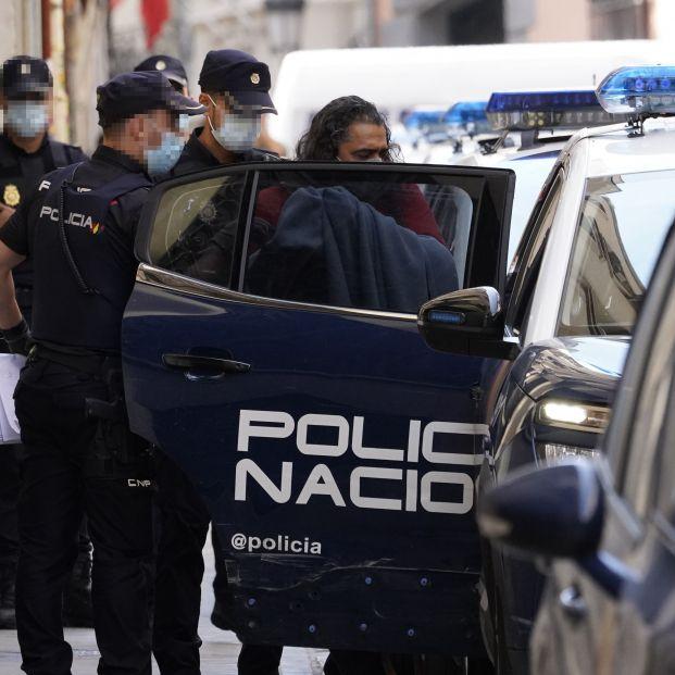 La Policía Nacional detiene a Diego 'El Cigala' acusado de violencia de género