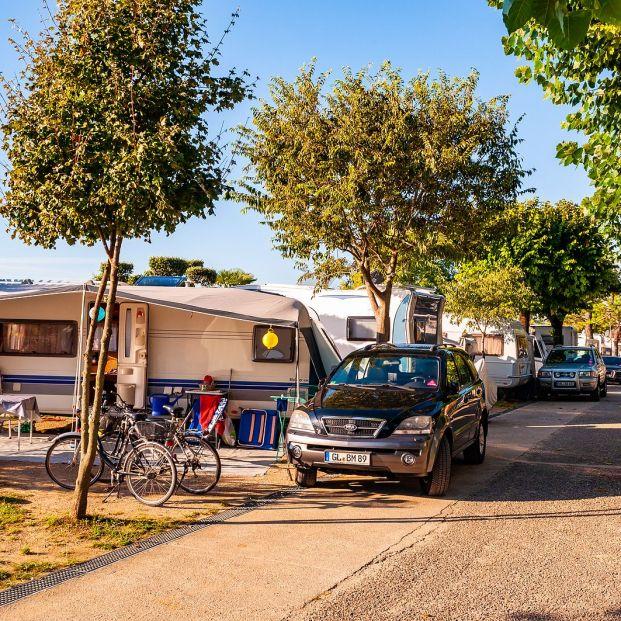 Los 5 mejores campings de España Foto: bigstock