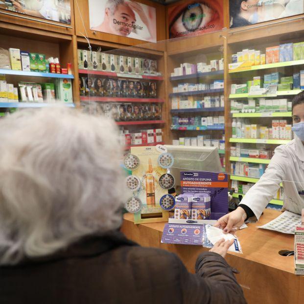Campaña para detectar en farmacias a personas mayores en riesgo de desnutrición