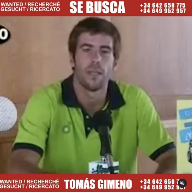 El cambio de planes de Tomás Gimeno que le salvó la vida a la madre de las niñas de Tenerife