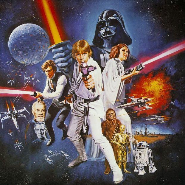 'La Guerra de las Galaxias' (Disney)