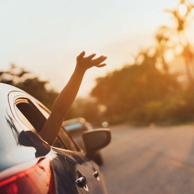 El interior del coche en verano puede alcanzar los 50 grados si se deja una hora al sol