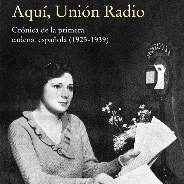 Ángeles Afuera publica 'Aquí, Unión Radio', una historia de la primera emisora española. Foto: Europa Press