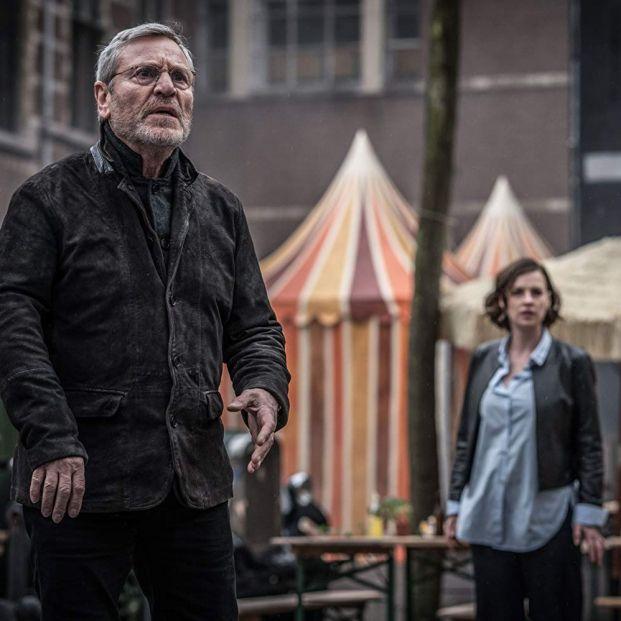 La nueva temporada de 'The Missing' nos trae un caso sobre tráfico sexual: Tcheky Karyo es Baptiste (BBC)