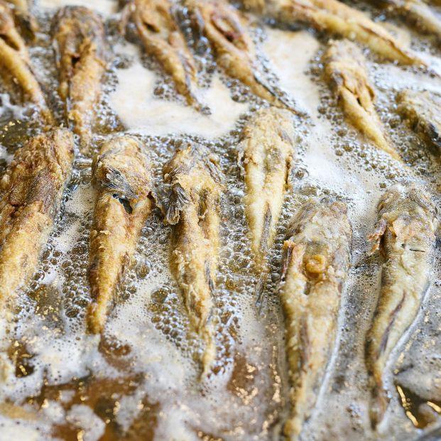 5 errores comunes al freír pescado Foto: bigstock