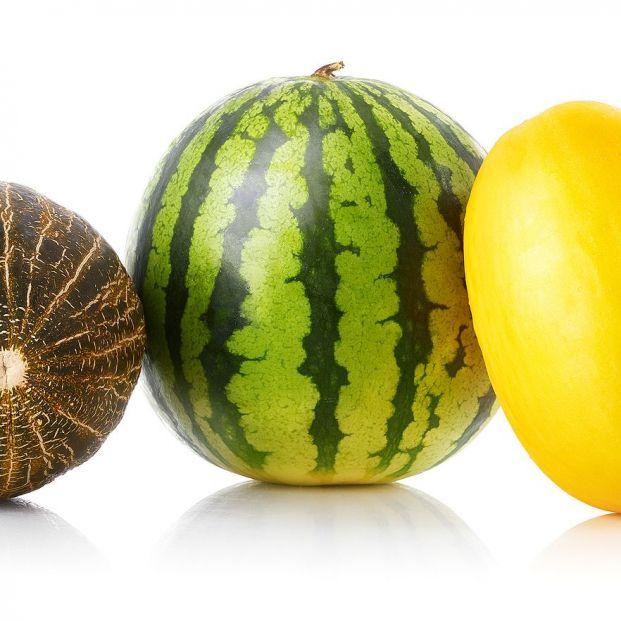¿Cómo conservar el melón y la sandía? Foto: bigstock