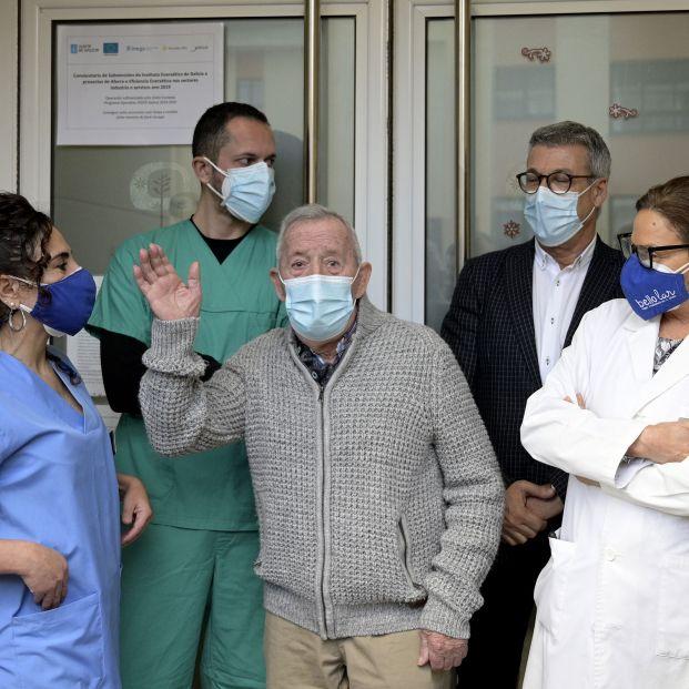 El momento más esperado en las residencias: Galicia relaja todas las restricciones