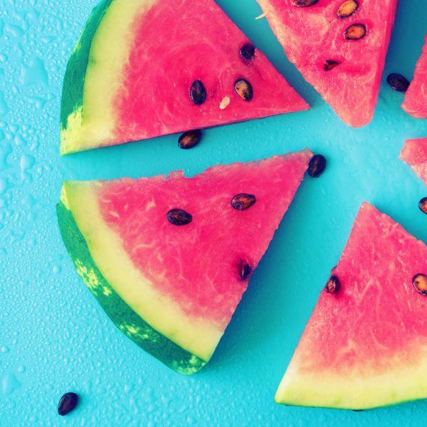 Alimentos para hidratarte (bigstock)