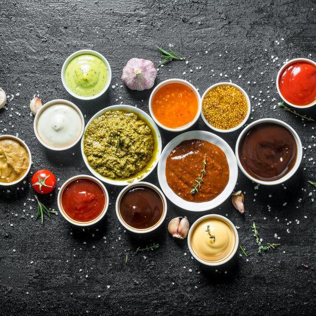 Prepara estas salsas para acompañar tus barbacoas este verano. Foto: bigstock