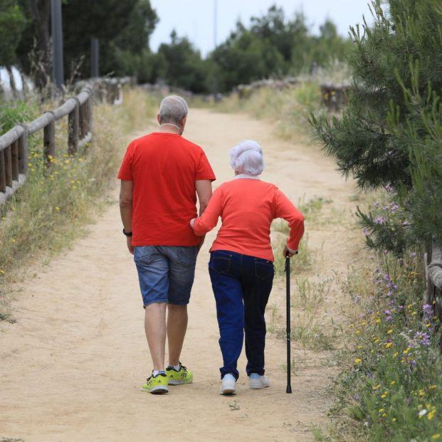 Getafe planifica barrios más accesibles para las personas mayores