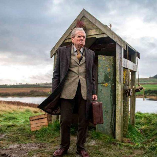 'El inglés que cogió la maleta y se fue al fin del mundo', cuando el viaje empieza a los 90 años