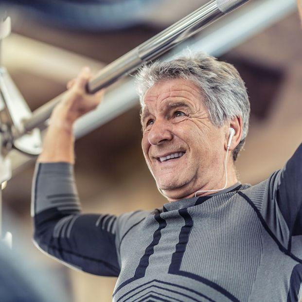 Cómo ponerse en forma después de los 60 años