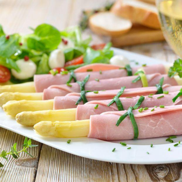 Dos deliciosas y sencillas recetas con jamón cocido Foto: bigstock