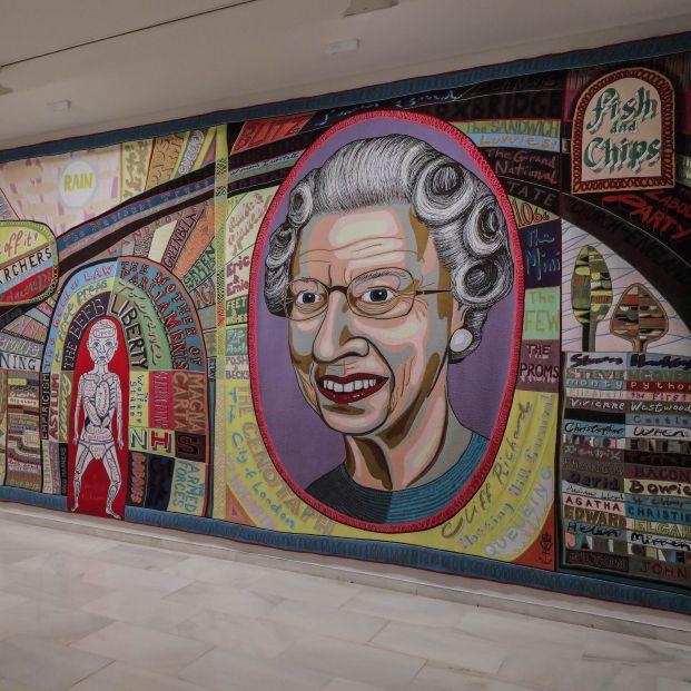 El arte británico contemporáneo llega a Valencia con 'London Calling'. Foto: Europa Press
