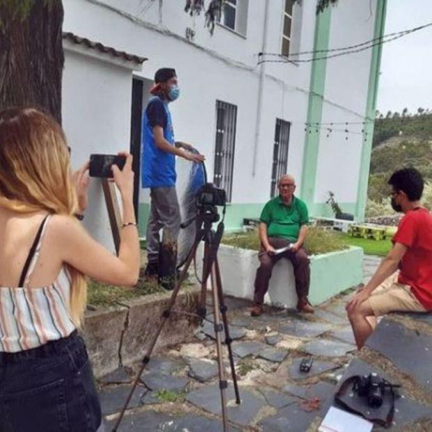 'La vida de antes', un documental para escuchar la voz de los mayores de Extremadura