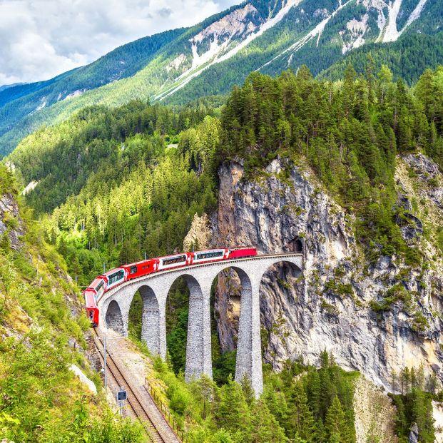 Los viajes en tren más espectaculares del mundo Foto: bigstock