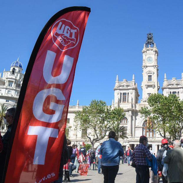 UGT reclama una Ley integral de Derechos de las Personas Mayores que garantice su protección. Foto: Europa Press