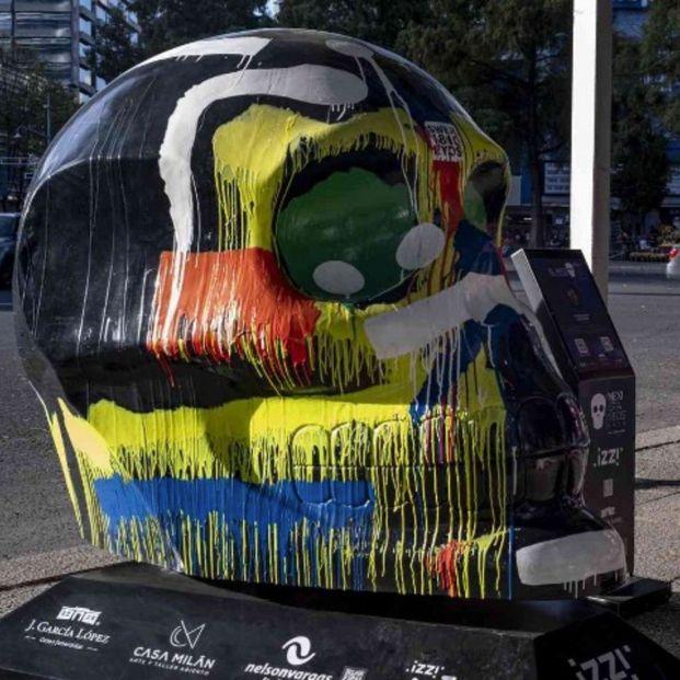 Grupo Albia trae a España la exposición internacional 'Mexicráneos'