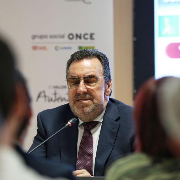 """Miguel Carballeda (ONCE): """"Mucha gente habla de Dependencia en este país sin saber lo qué es"""""""