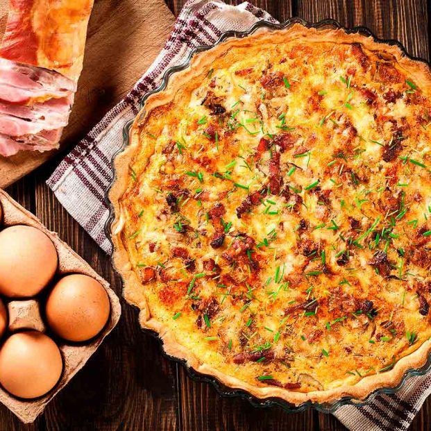 Cómo preparar la quiche Lorraine clásica y otras alternativas deliciosas