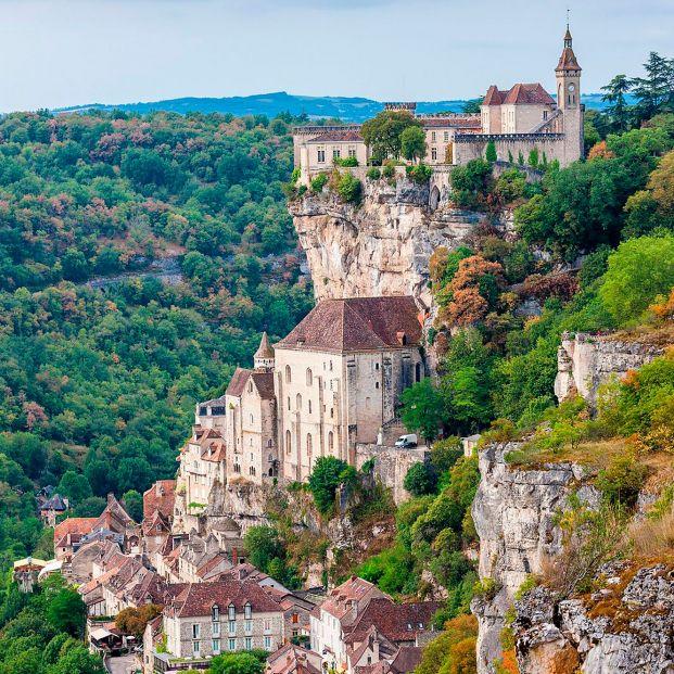 ¿Quieres viajar a la Edad Media? Visita el sur de Francia. Foto: bigstock