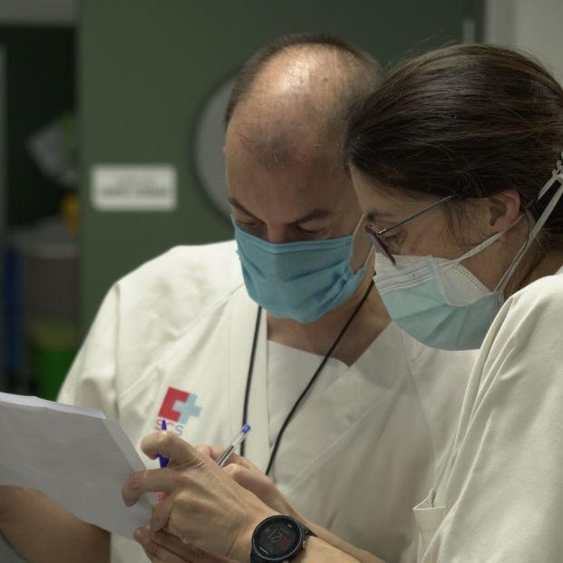 Jubilación anticipada para sanitarios