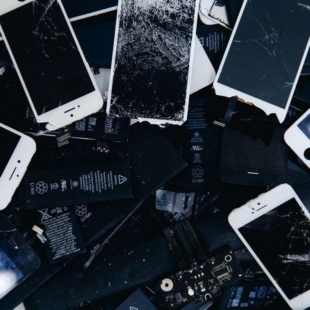 Basura tecnológica (bigstock)