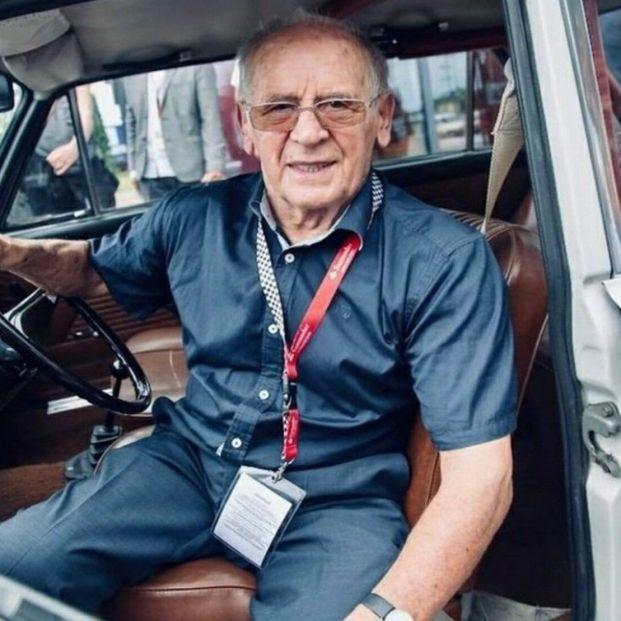 Sobieslaw Zasada correrá el extremo Rally Safari con 91 años